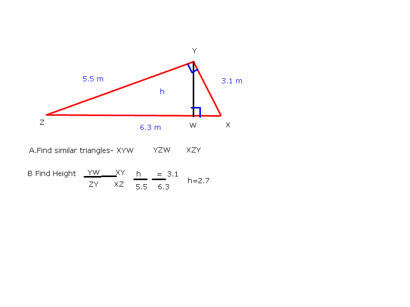 Finding the Altitude of a Triangle  dummies