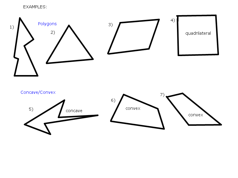 How to write a congruence statement for polygons in real life